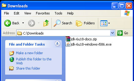 Download File Folder